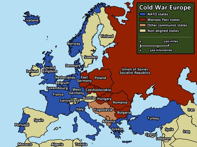 Communism in Europe