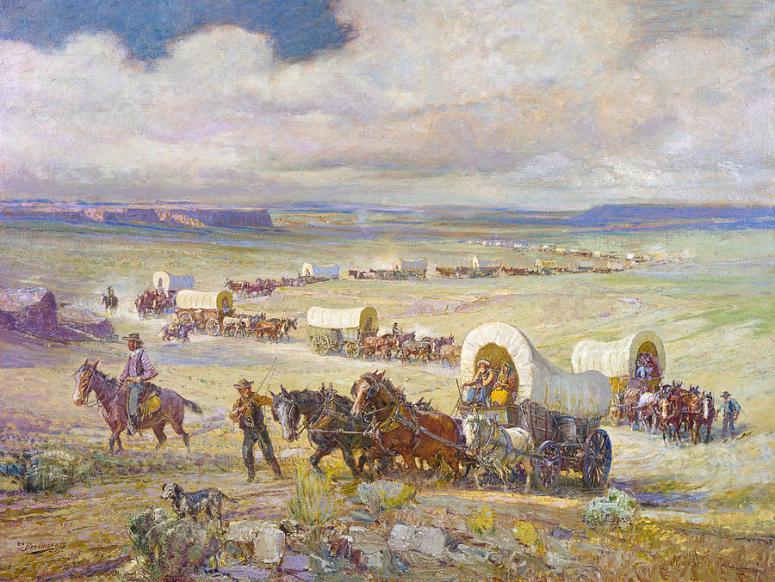 wagon-trail-granger